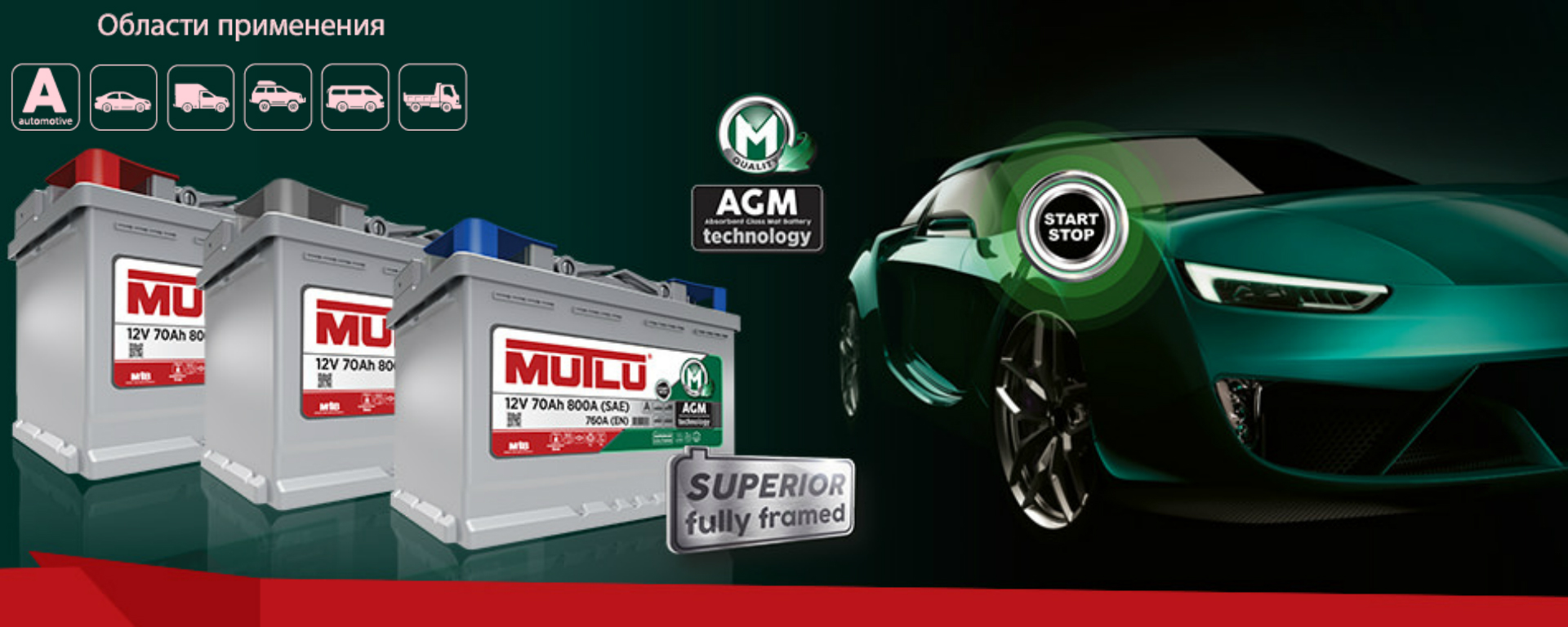 mutlu agm automotive